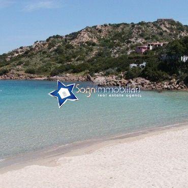 Beach of Cannigione