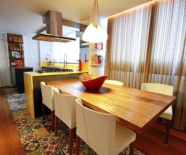 Mais de 1000 ideias sobre mesa de jantar retangular no pinterest ...