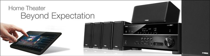 Check out DynamiqAV's line of Yamaha's Home Theater products..... #DynamiqAV offers all the top brands. TVs, mounts, receivers, sound-bars & speakers & sub-woofers, projectors. Also specializing in installation (where and how), wiring organization and concealment, DVRs, home / office security, and home / office automation – www.dynamiqav.com