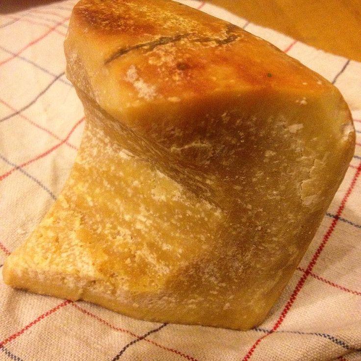 Extremely rare 18 Month Pecorino Marras! For a Cacio e Pepe experiment.  #eatuscania #Pecorino #cheese #formaggio #unique #lifestyle #travelitaly #cucinapovera #happy #italianfood #italy #follow