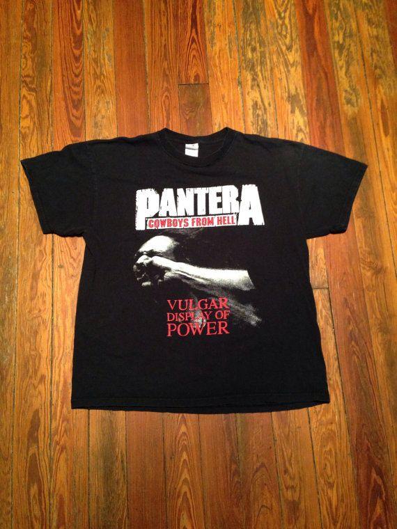 "Pantera ""Vulgar Display of Power"" T-Shirt"