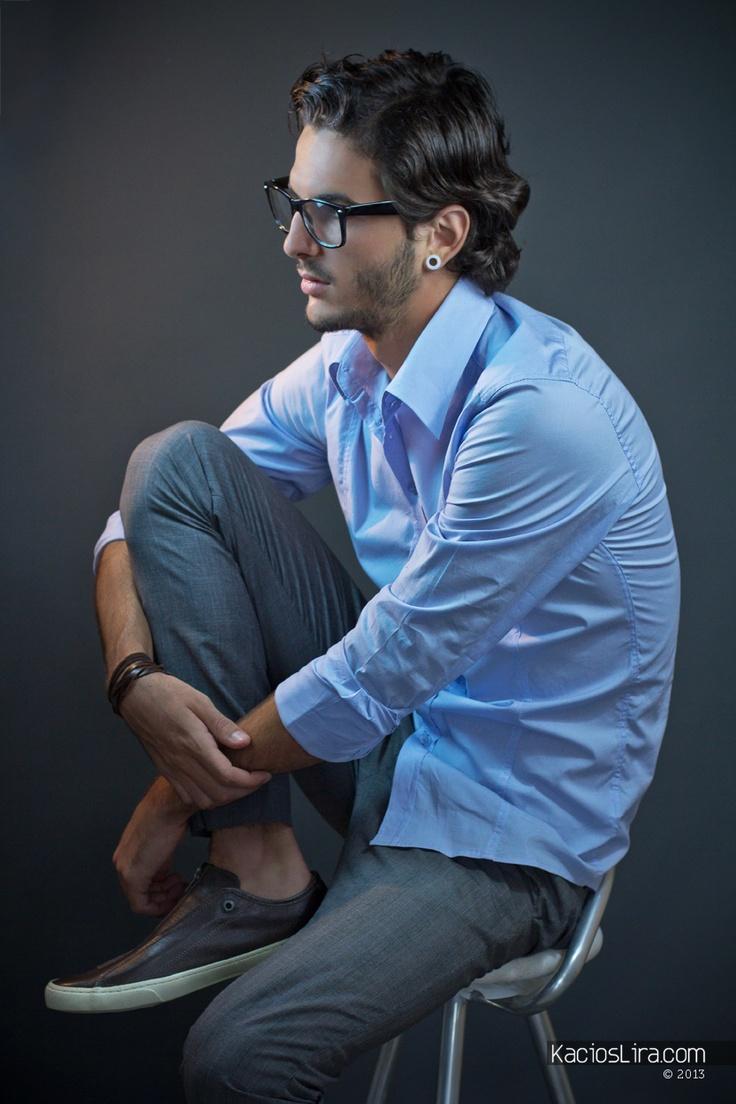 Model: Royther Melara (DF MODEL)  Photo & Production: Kacio Lira