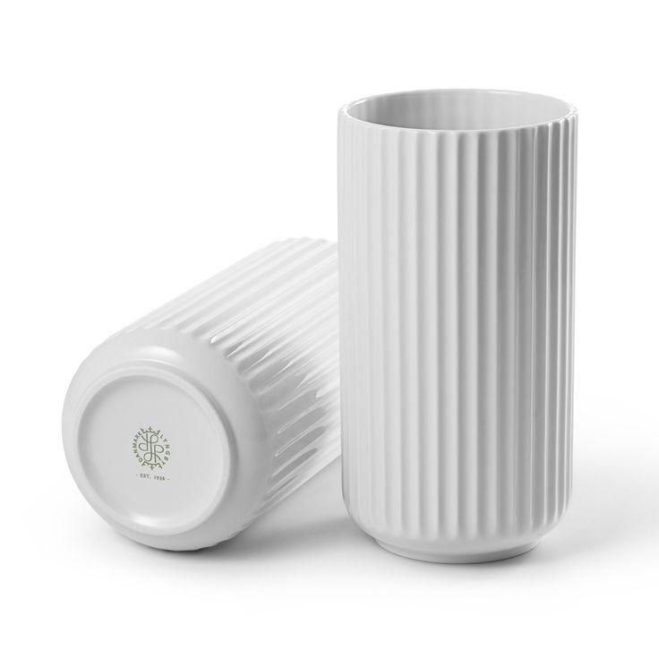 The classic danish Lyngby vase 20cm