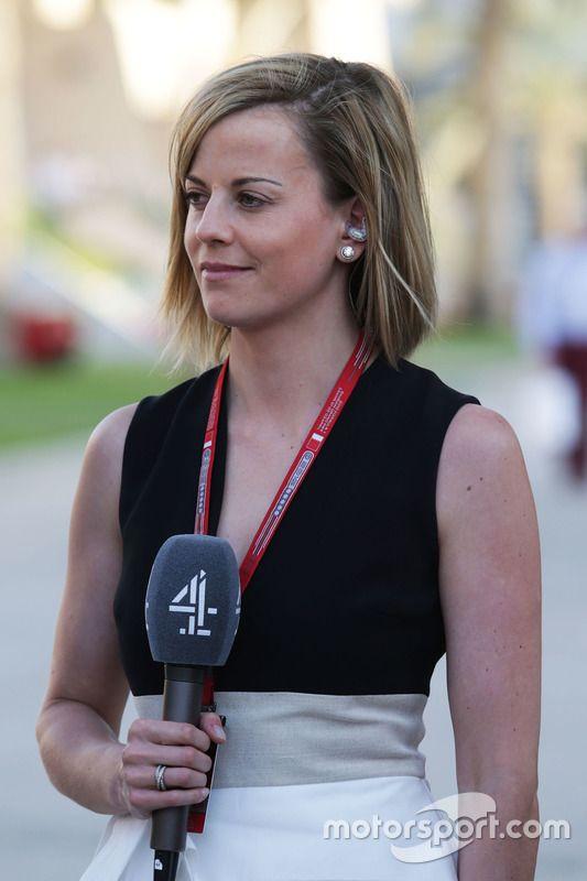 Susie Wolff, Channel 4 Expert Analyst
