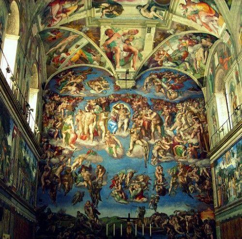 Vatican tours - Sistine Chapel
