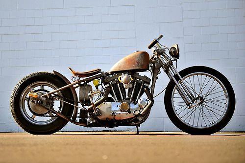 Bobber Inspiration   Rusty Ironhead bobber   xultimatumx June 2014