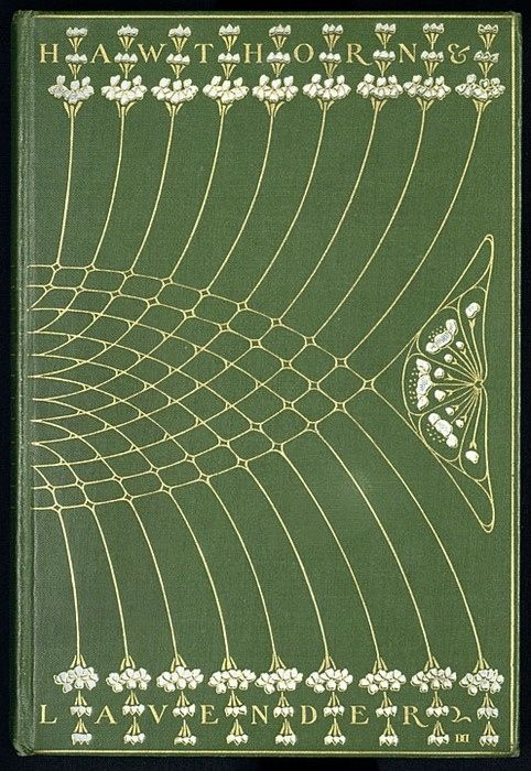 22 Absolutely Stunning Victorian Book Covers #ArtNouveau