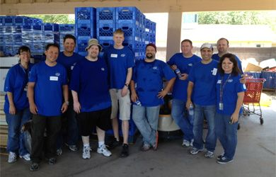 Chandler Christian Community Center -- Food Bank