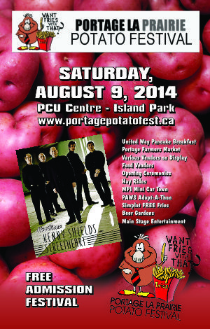 Portage La Prairie Potato Festival