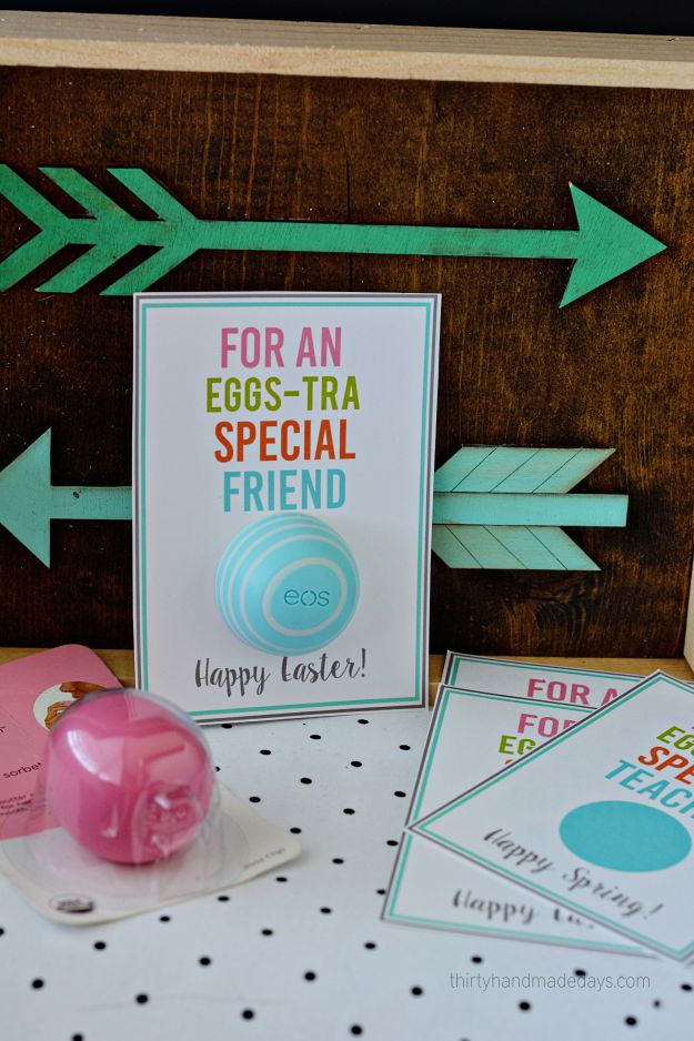 Free Easter Printables – Super cute and festive printables at the36thavenue.com …   – Gifts