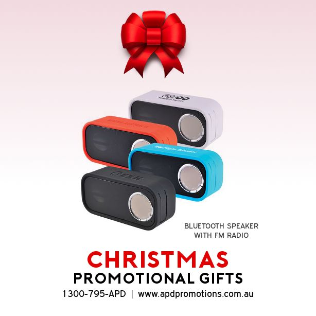 6 MORE WEEKS! Order your promotional gifts now to avoid the Christmas rush. Call us at 1300-795-APD or visit our website at www.apdpromotions.com.au to check the latest promotional products.