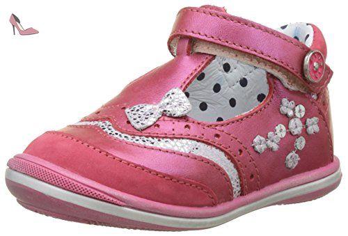Catimini Perroquet,Mary Jane, Rose (Vte Rose Framboise Dpf/2851), 22 EU - Chaussures catimini (*Partner-Link)