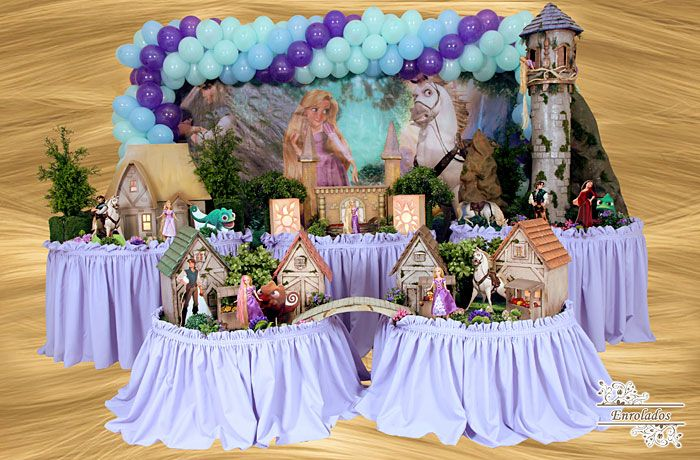 Xambre Decorações - Temas Infantis para Decorações de Mesas e Painéis