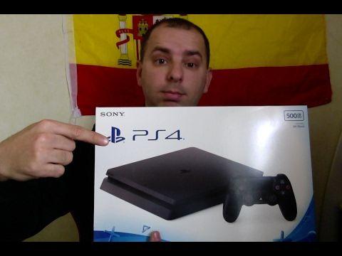 Concours: gagnez votre console Playstation 4 Slim noir + 5 jeux avec iPh...