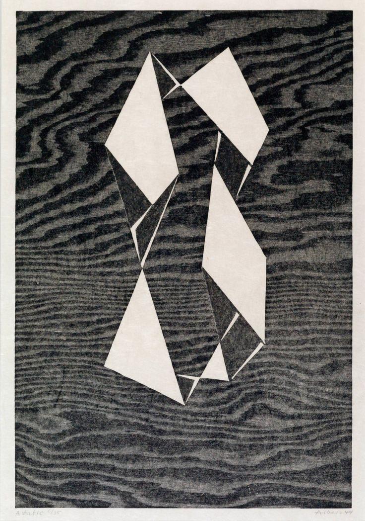 garadinervi - Josef Albers, Astatic, 1944, Collection Anni...
