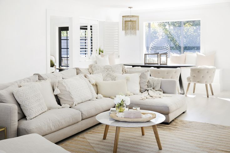 How to design an open-plan living area on a budget