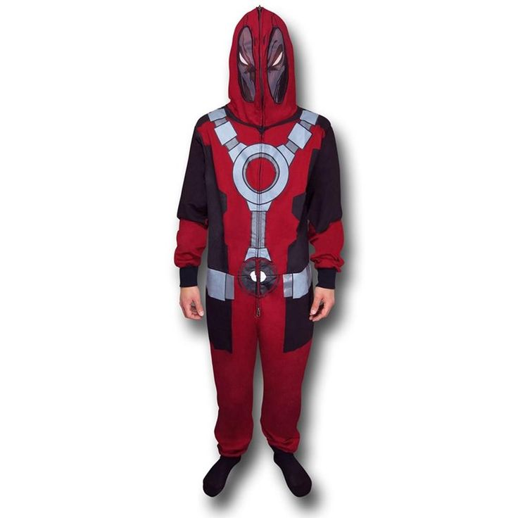 Deadpool - Full Pool Costume Jumpsuit