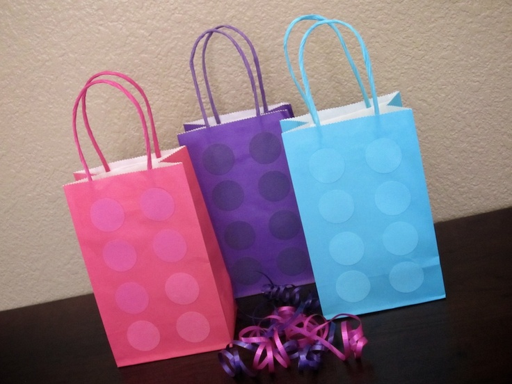 LEGO Friends Party Bags!