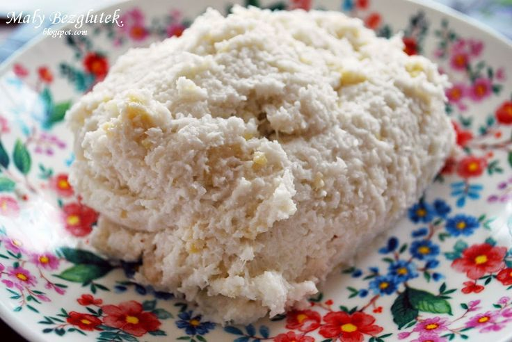 Krem rafaello (bez glutenu, bez mleka)