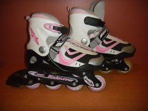 BladeRunner-RollerBlade-DYNAMO-Inline-Skates-size-4-7