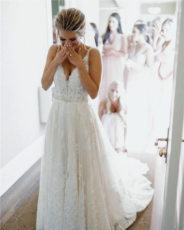 Gorgeous Wedding dresses 2019  #brautkleider abendkleider #brautkleider kleider …