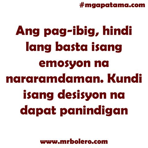 Tagalog Long Distance Relationship Quotes | Tattoo Sad ...
