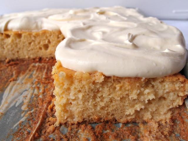 Milk and Honey: Mexican Three-Milk Cake | Three milk cake | Pinterest