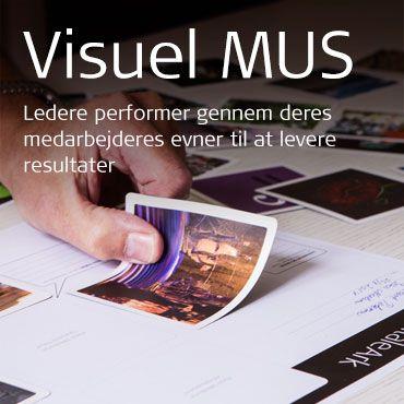 Lederkursus i visuelle medarbejdersamtaler