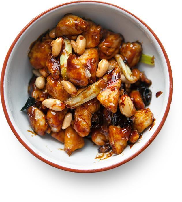 Курица Гунбао (Кунг Пао, 宫保鸡丁, Gong Bao Chicken)