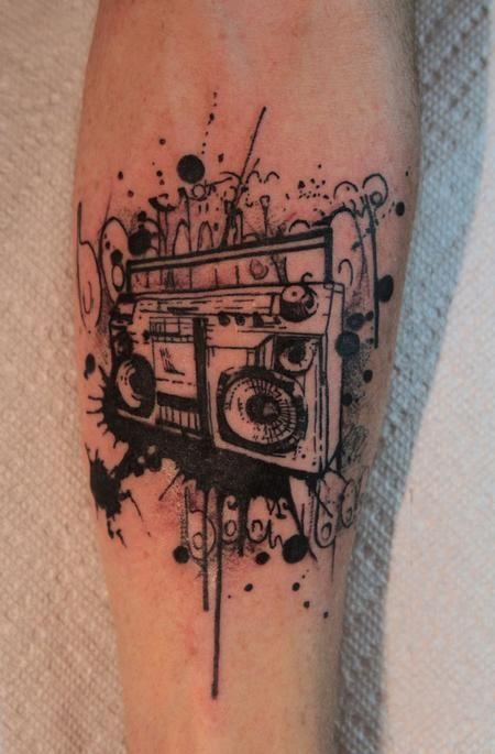 Tattoos - Gene Coffey - Boom