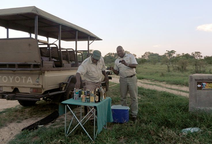 Tauko, Krugerin luonnonpuisto