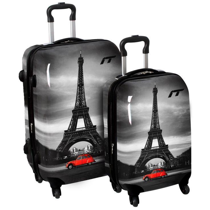 paris luggage set