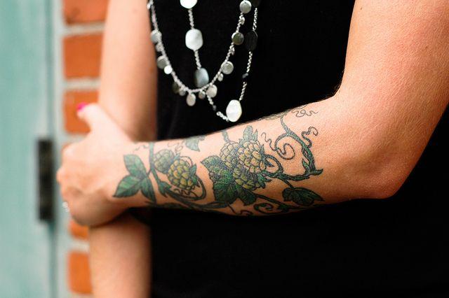 79 best hops tattoos images on pinterest hop tattoo tattoo ideas rh pinterest com Growing Hops Hop Cone Tattoo