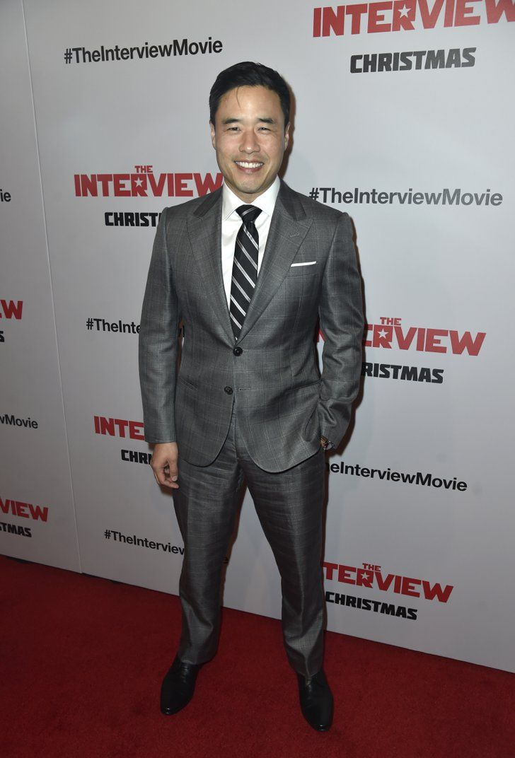 Pin for Later: Randall Park on What It Was Like Being the Guy Who Played Kim Jong-un in The Interview