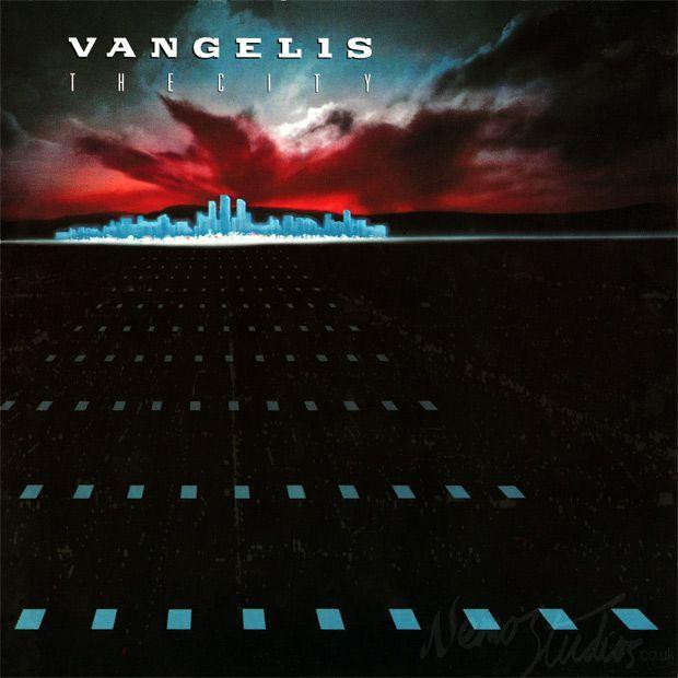 The City⎜Vorbind Despre⎜Esența redată în #muzica, a fiecărui moment al vieții zilnice în marele #oras. #Vangelis