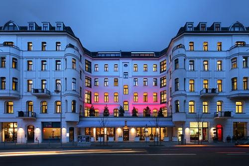 Lux Eleven Hotel Berlin Germany