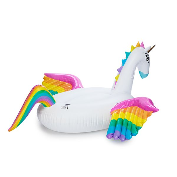 Inflatable Unicorn Oriental Trading