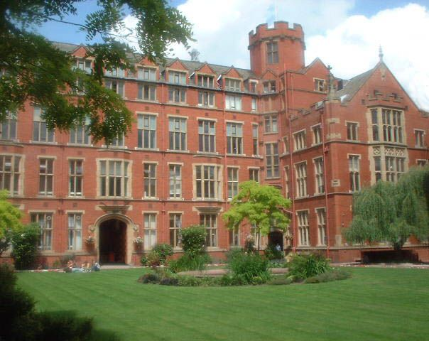 University of Sheffield, UK