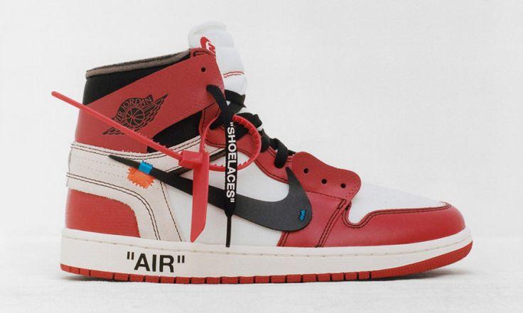 You Can Now Enter DSM London's Virgil Abloh x Nike Raffle