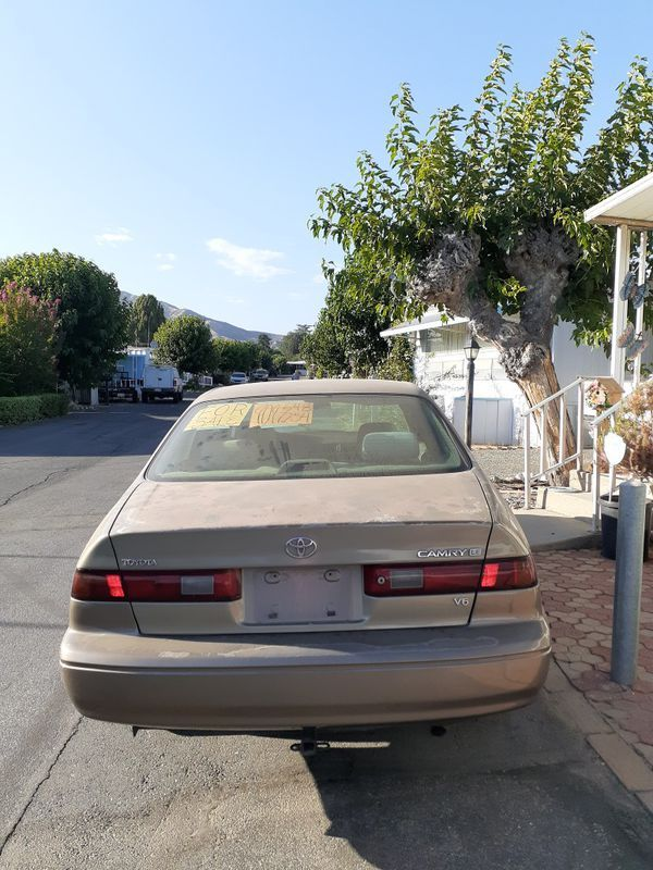 1999 Toyota Camry Le For Sale In Beaumont Ca Offerup In 2020 Camry Toyota Camry Toyota