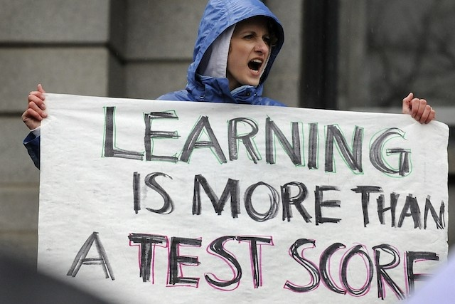 Standardized Testing By State