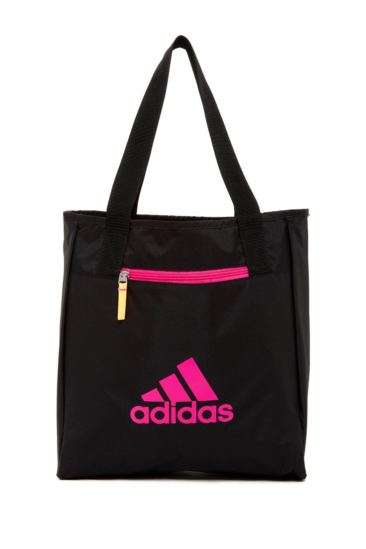 Pack your gym essentials in this cute adidas tote so you can hit the gym after work - no more excuses!