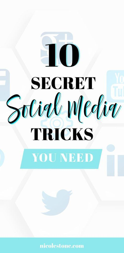 10 Crazy Social Media Tricks EVERY Marketer, Blogger, and Business NEEDS to Know