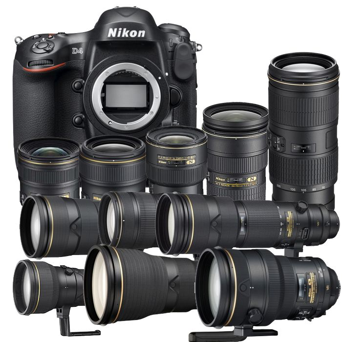 Nikon Lenses: well that would be fun to have!!!