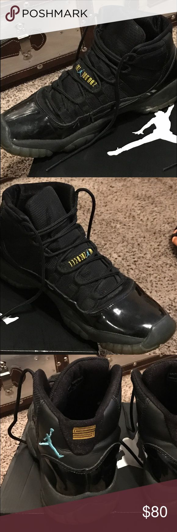 Authentic Jordan gamma 11 size 6 youth 100% authentic Jordan gamma 11s size 6 youth Jordan Shoes Sneakers