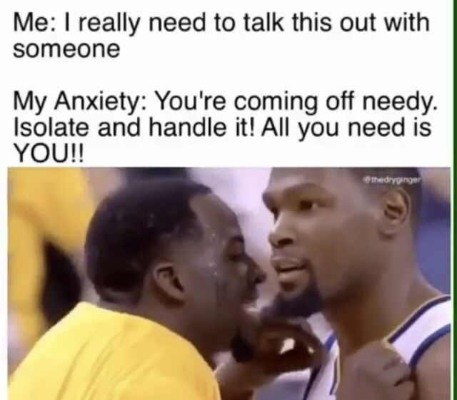 20 Hilarious Anxiety Memes