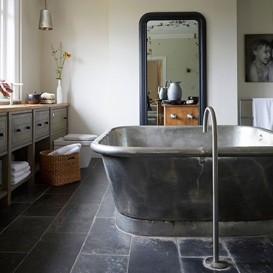 Bathroom | Step inside this fun and friendly home in East Sussex | House tour | PHOTO GALLERY | Livingetc | Housetohome.co.uk