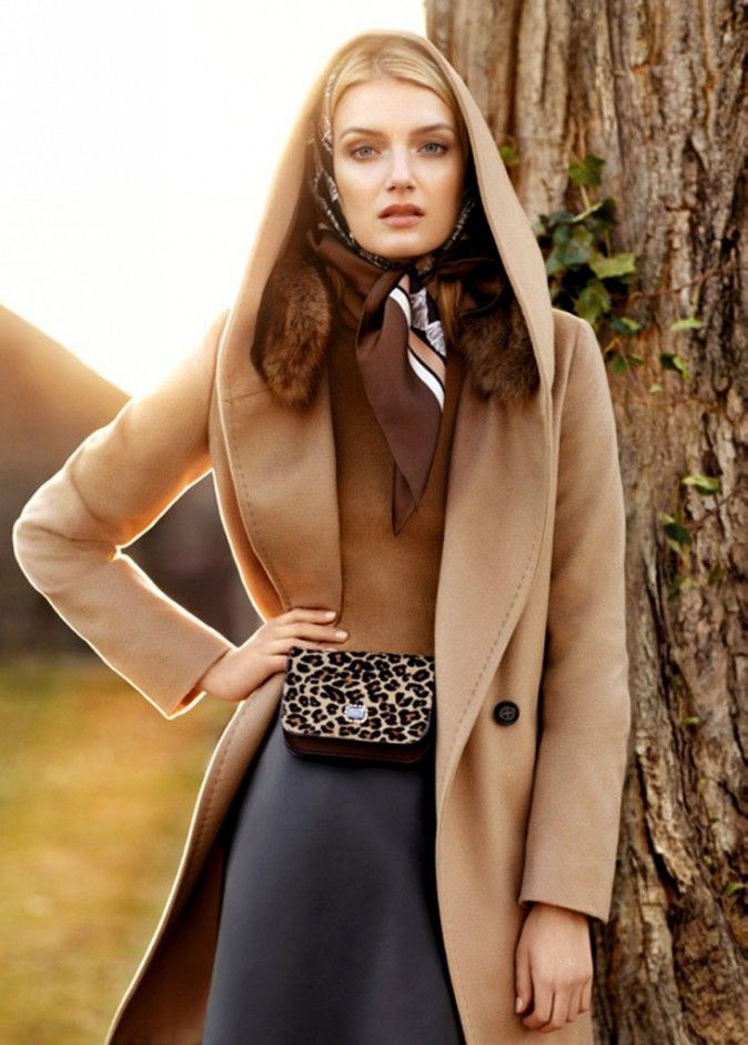 Max Mara.   I wish I could find a pattern for this!