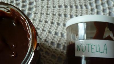 Domowa nutella: Must Be, Nieskończoność Chemicznego, Dokładni Tak, Taka Nutella, Pl Domow, Jemi Jest, Domowa Nutella, James Joyce, Chemicznego Składu