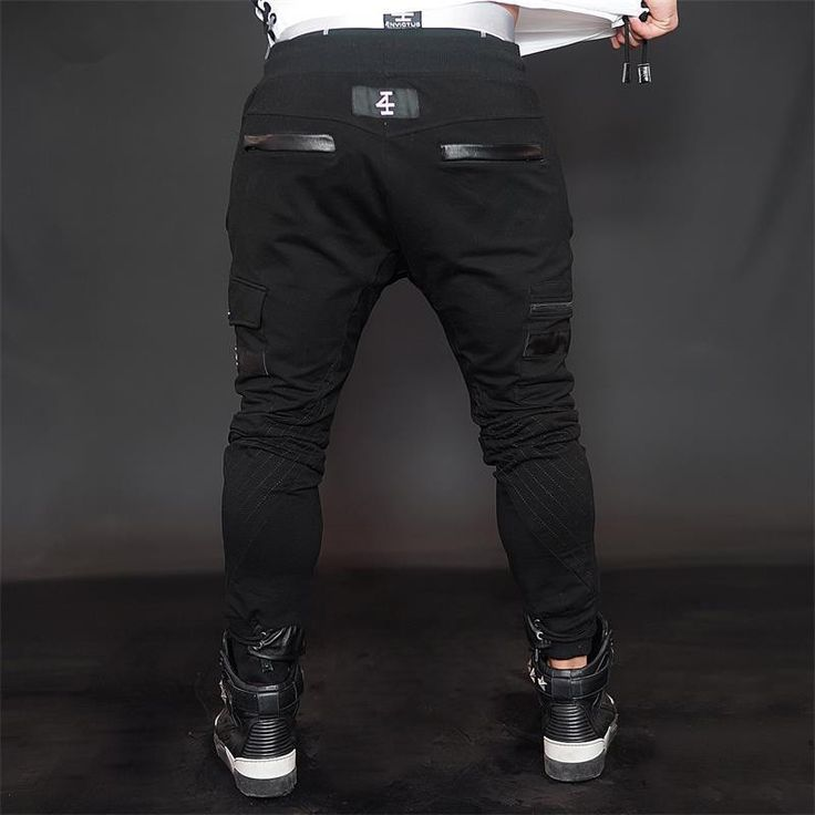 High Fashion Men s Cargo Jogger Pants Cotton Male Bodybuilding Fitness Pants Casual Trousers Sweatpants For. Click visit to buy #CasualPants